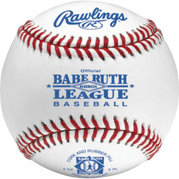 Babe Ruth Official Baseballs - Competition Grade