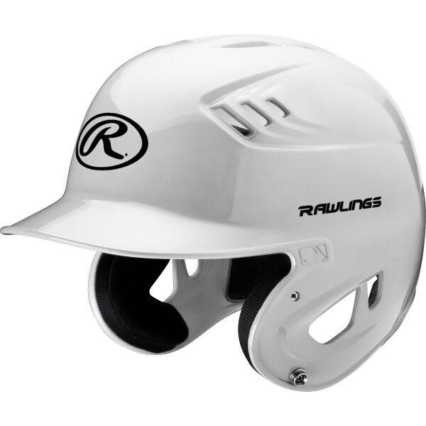 Coolflo High School/College Batting Helmet White