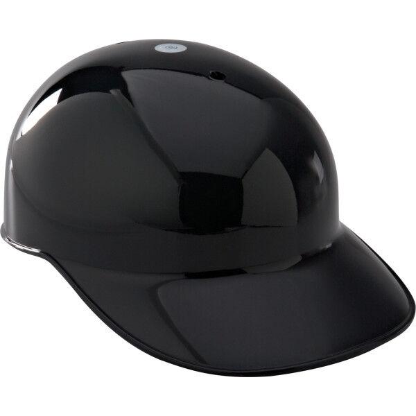 Adult Traditional Catchers Helmet Black