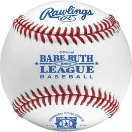 Babe Ruth Official Baseballs - Tournament Grade