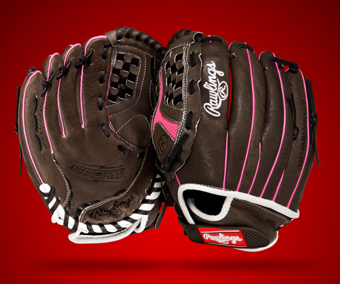 Fast Pitch Softball Gloves