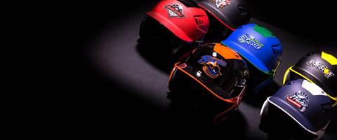 Official Batting Helmet of National Pro Fastpitch