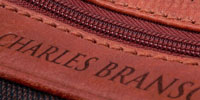 Engraved Leather Goods