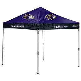 NFL Baltimore Ravens 10x10 Shelter