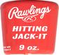 Scarlet Rawlings HITJACK hitting jack-it 9 oz. bat weight