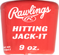 Scarlet Rawlings HITJACK hitting jack-it 9 oz. bat weight