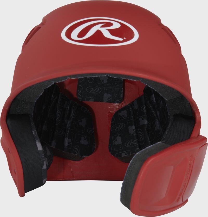 R16 Reverse Matte Batting Helmet | Junior & Senior