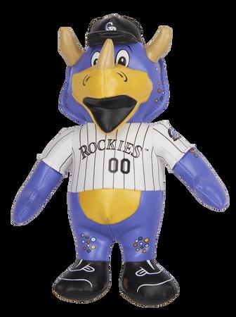 MLB Colorado Rockies Mascot Softee