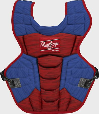 Rawlings Velo 2.0 Chest Protector | Meets NOCSAE