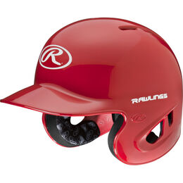 RPR High School/College Batting Helmet Scarlet
