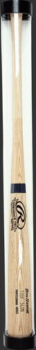 Rawlings Clear Bat Display Tube SKU #BATOF
