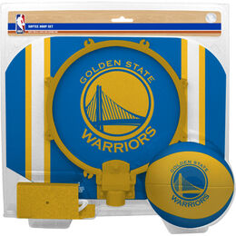 NBA Golden State Warriors Hoop Set