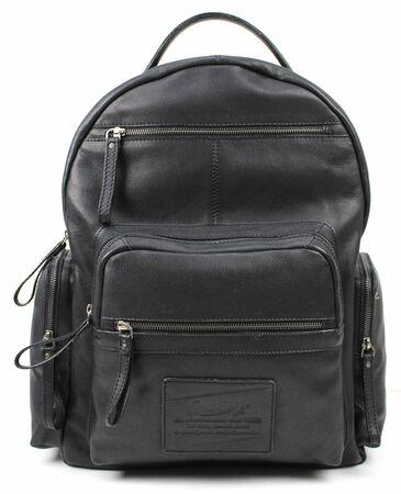 Rugged Backpack | Black
