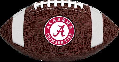 NCAA Alabama Crimson Tide Game Time Football