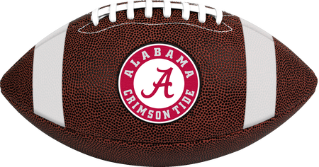 NCAA Alabama Crimson Tide Game Time Football