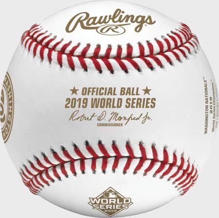 MLB 2019 Washington Nationals World Series Champions Baseball
