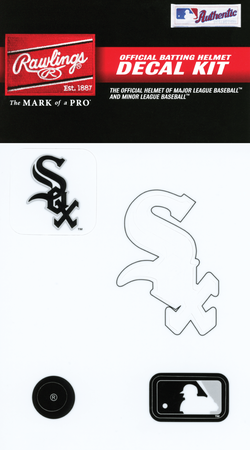 MLB Chicago White Sox Decal Kit
