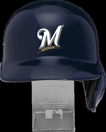 MLB Milwaukee Brewers Replica Helmet