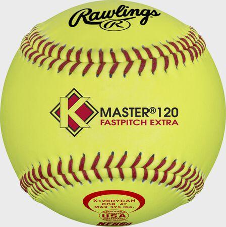 "K-Master Official 12"" Softballs"