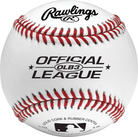Official League Recreational Baseballs