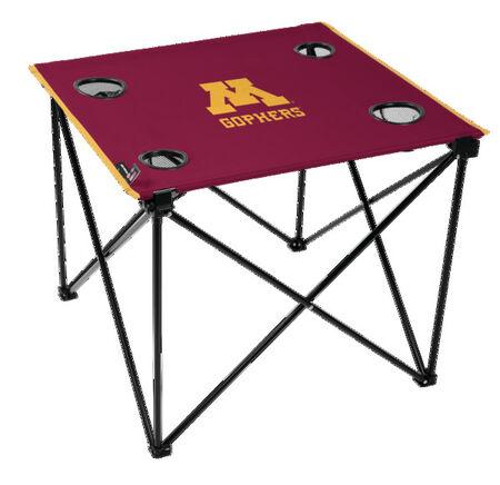 NCAA Minnesota Golden Gophers Deluxe Tailgate Table