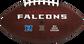 NFL Atlanta Falcons Football image number null