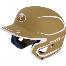 Mach Senior Two-Tone Matte Helmet Vegas Gold