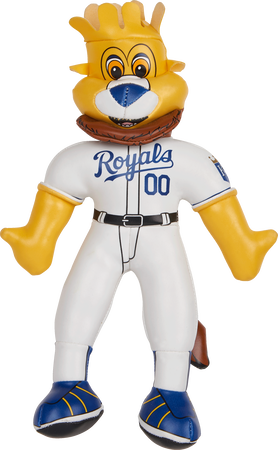 MLB Kansas City Royals Mascot Softee