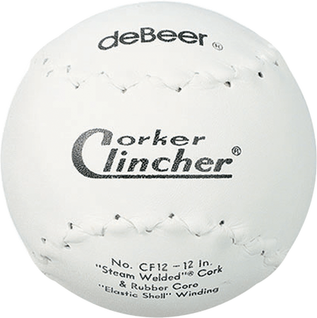 deBEER 12 in Clincher Softballs