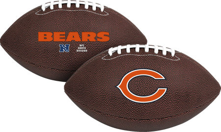 NFL Chicago Bears Air-It-Out youth football with team logo