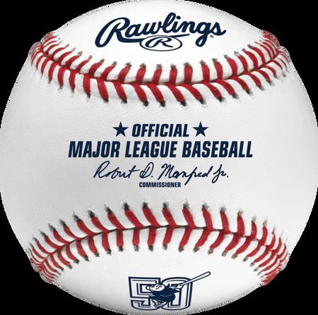 MLB 2019 San Diego Padres 50th Anniversary Baseball