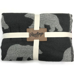 Traveling Bears Blanket Throw