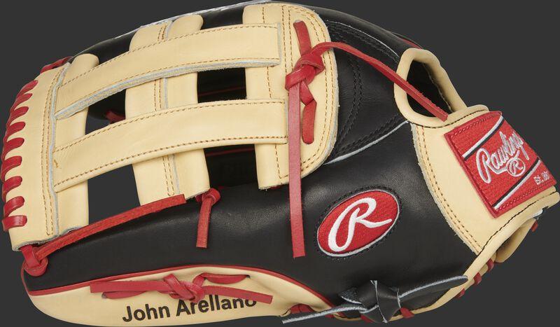 Heart of the Hide 12.75 Custom Baseball Glove