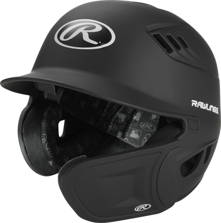 Rawlings Clear Coat Alpha Sized Batting Helmet