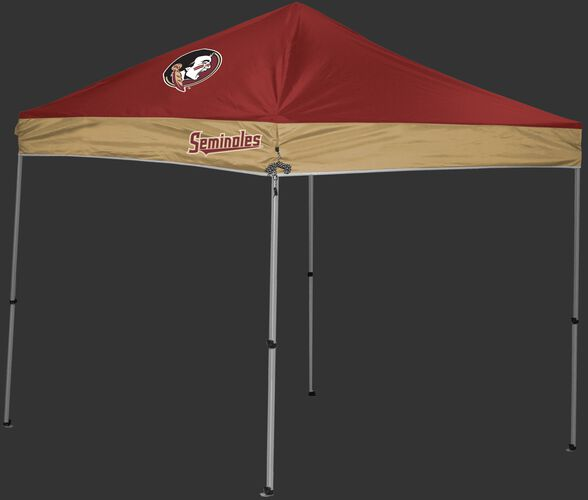Rawlings Gold and Garnet NCAA Florida State Seminoles 9x9 Canopy Shelter With Team Logo and Name SKU #04033020111