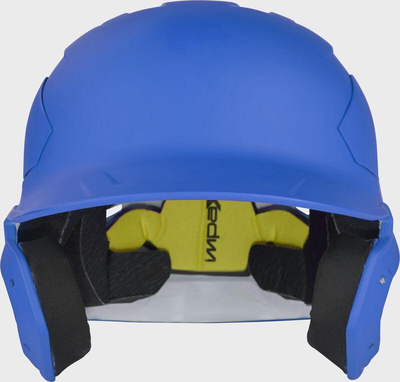 Rawlings Mach Carbon Batting Helmet