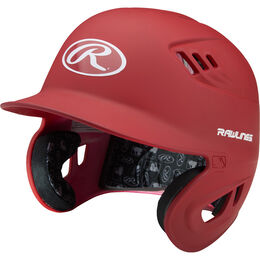 Coolflo High School/College Matte Batting Helmet
