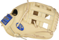 Thumb of a camel 2021 Heart of the Hide R2G 12.25-Inch glove with a camel H-web - SKU: PRORKB17 image number null