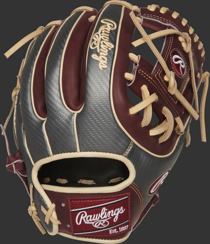 PRO314-2CSHCF Heart of the Hide ColorSync 11.5-Inch I-web glove with a Hyper Shell back