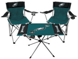 NFL Philadelphia Eagles 3-Piece Tailgate Kit