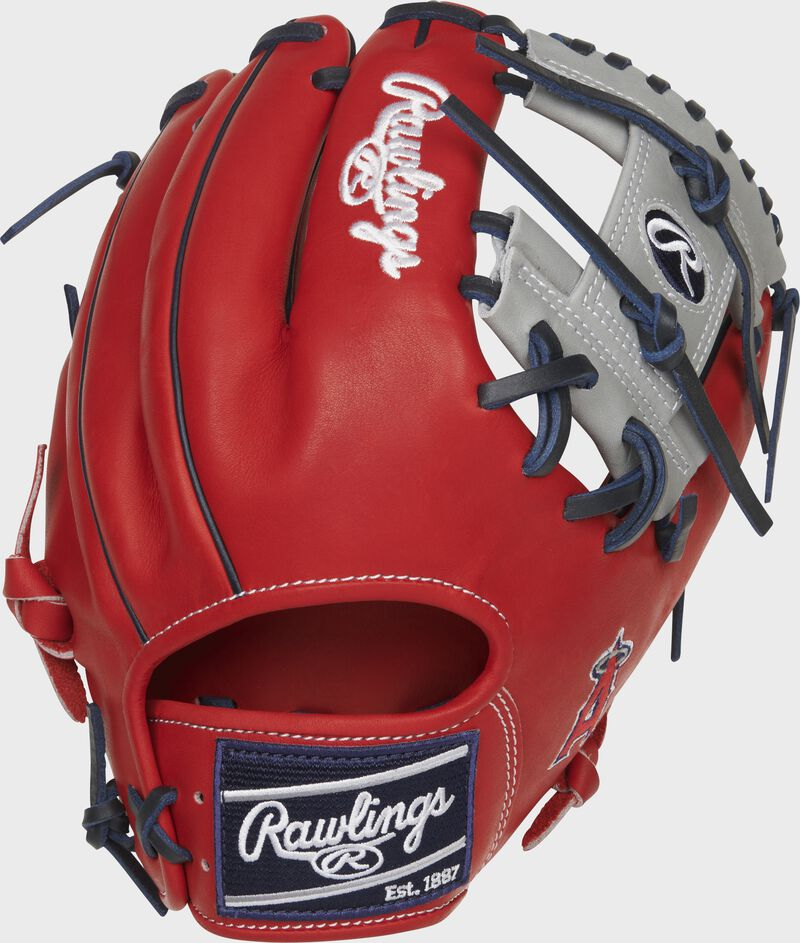 2021 Los Angeles Angels Heart of the Hide Glove