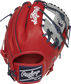 2021 Los Angeles Angels Heart of the Hide Glove image number null