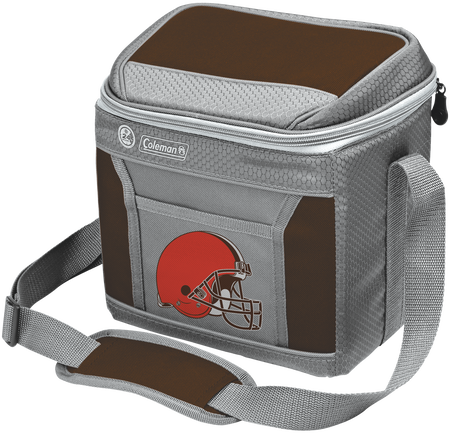 NFL Cleveland Browns 9 Can Cooler