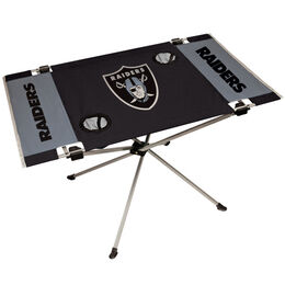 NFL Oakland Raiders Endzone Table