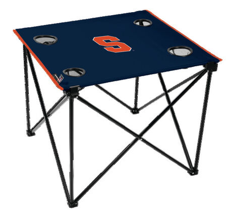 NCAA Syracuse Orange Deluxe Tailgate Table