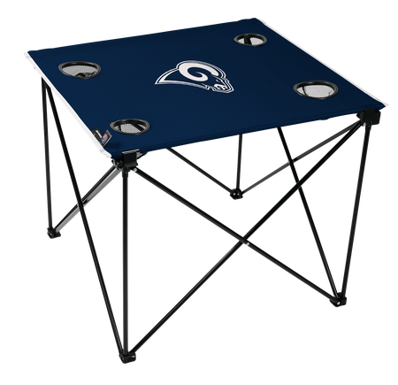 NFL Los Angeles Rams Deluxe Tailgate Table