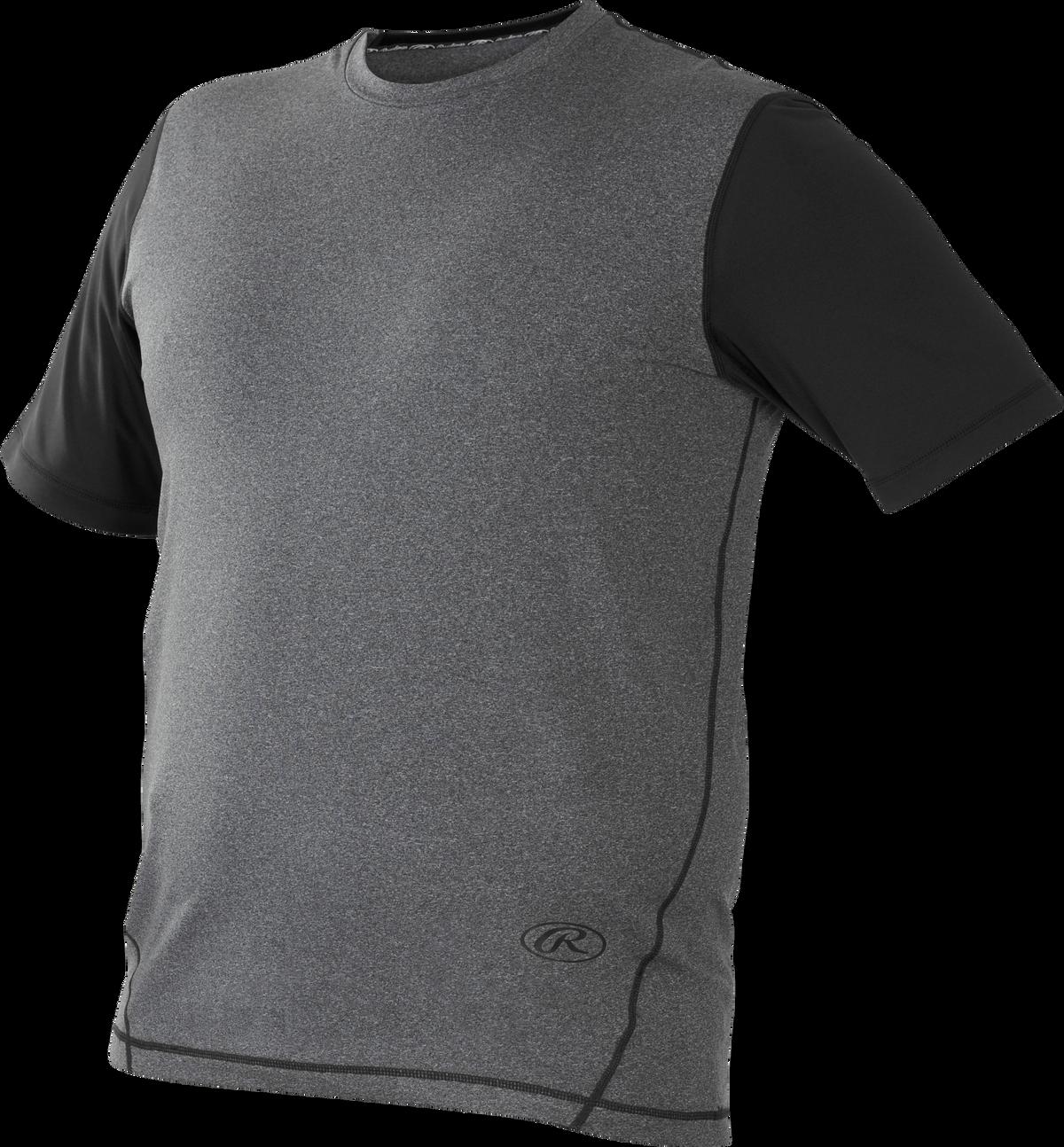 Rawlings Adult Pro-Dri Short Sleeve Performance Shirt