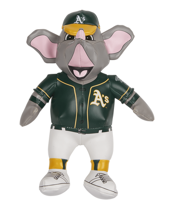 MLB Oakland Athletics Mascot Softee