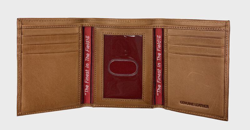 Play Ball Tri-Fold Wallet