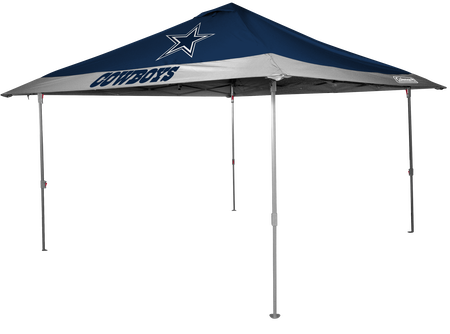 NFL Dallas Cowboys 10x10 Eaved Canopy